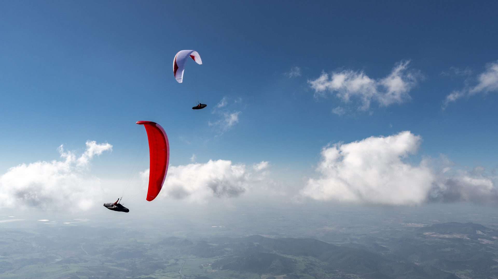 Gin Paragliding Norway